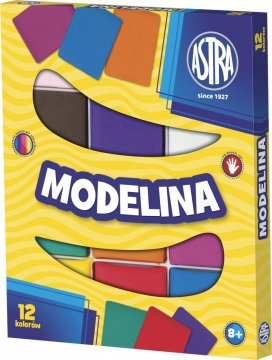 Modelina ASTRA CLASSIC 12 barev