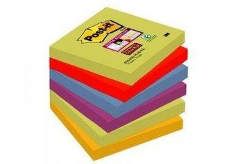 Silně lepicí bloček 654, 76x76, 6 bločků á 90 l, kolekce MARRAKESH