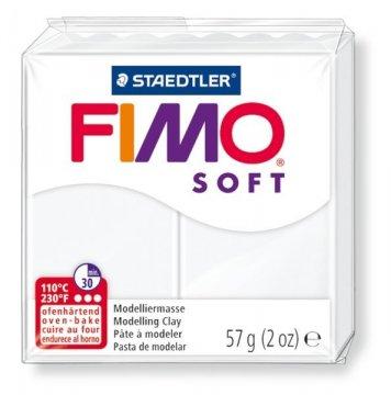 FIMO soft bílá 57g