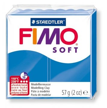 FIMO soft modrá 57g