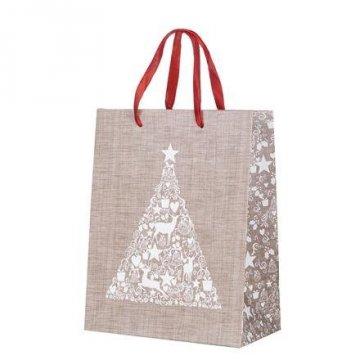 Papírová dárková taška 18x23 cm