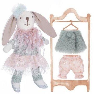 Kreativní plyšová hračka, králice FENTY
