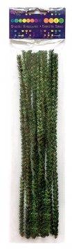 Drátky vzhled borovice 12ks/30cm
