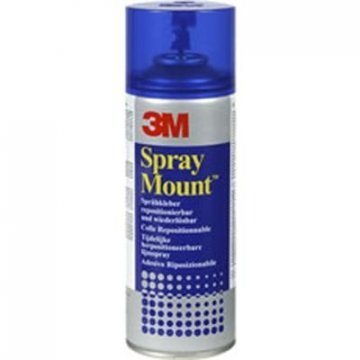 Sprejové lepidlo SprayMount 400 ml