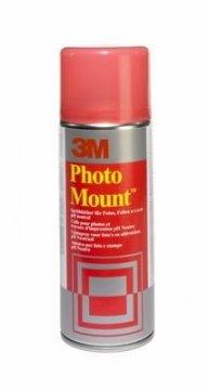 Sprejové lepidlo pro lepení fotografií PhotoMount 200 ml