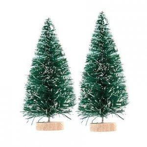 Dekorační stromek, 8 cm, 2 ks