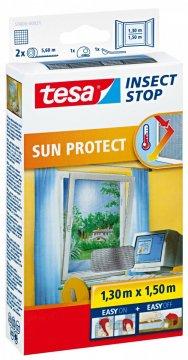 Síť proti hmyzu odrážející sluneční paprsky COMFORT, 1,3m x 1,5m