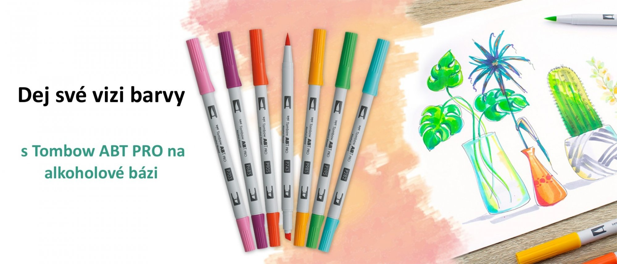 Banner - Tombow ABT PRO